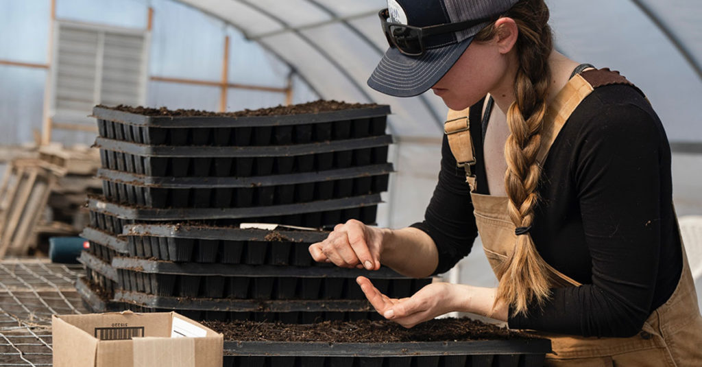 Scholarships Are Now Available For Women in the Horticulture Industry
